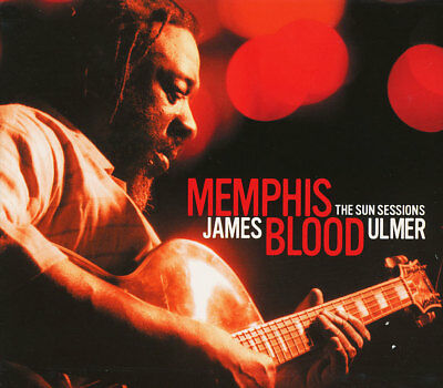 James Blood Ulmer - Memphis Blood: The Sun Sessions CD *BRAND NEW/STILL SEALED*