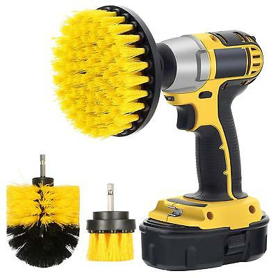 5 Pieces Drill Brush  Puff Set-Simpleme Drill Attachment Automatic Cleansing