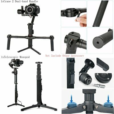ZHIYUN Crane 2 3-Axis Gimbal Handheld Stabilizer Accessory For DSLR Cameras