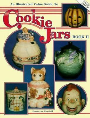 An Illustrated Value Guide to Cookie Jars, Westfall, Ermagene,0891452273, Book,