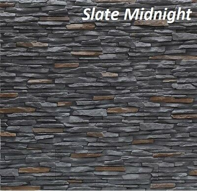 SAMPLE of your choice - Stacked Stone Panels, Split Face Stone Panels - Exterior