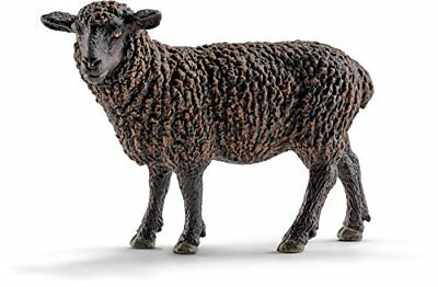 Schleich Black Sheep Toy Figure Statues Kids Holiday Fun Play