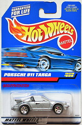 Hot Wheels 1998 Porsche 911 Targa Collecteur #608