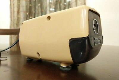 Vintage Panasonic Electric Pencil Sharpener KP-88A Made In Japan Auto Stop