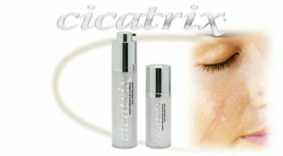 CICATRIX Cream 30ml, Reduces Recent, Old Scars, Burns, Acne marks, Stretch marks