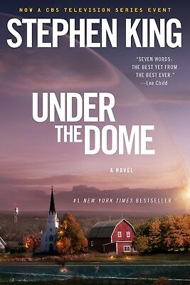 NEW Audio Book Under the Dome A Novel by Stephen King 2009 Unabridged