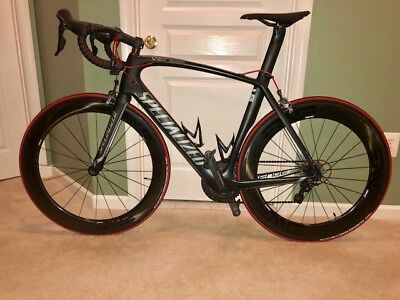 80a014b18c5 2013 Specialized Venge Expert Carbon Road Bike, ENVE Carbon Wheels, 56cm