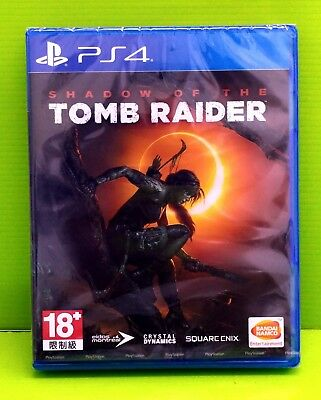 Shadow Of The Tomb Raider (Anglais/Chinois Version) pour Playstation 4 PS4
