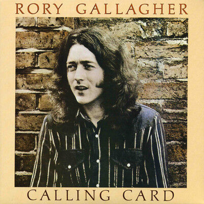 Rory Gallagher ‎– Calling Card - CD Digipak (2007) - Very Good Condition