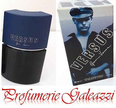 GIANNI VERSACE VERSUS AFTER SHAVE LOTION - 50 ml