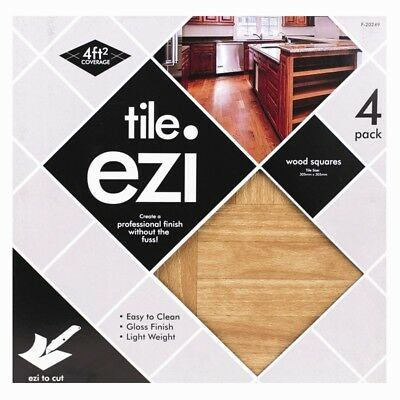 New Adhesive Vinyl Floor Tiles, Self Stick On Flooring, Kitchen, Bathroom,Effect