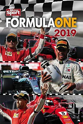 F1 Official 2019 Annual Mirror Sport Brand New Motor Racing Book