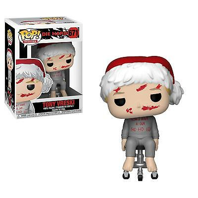 Funko Pop Movies: Die Hard Tony Vreski 671 34870 In stock