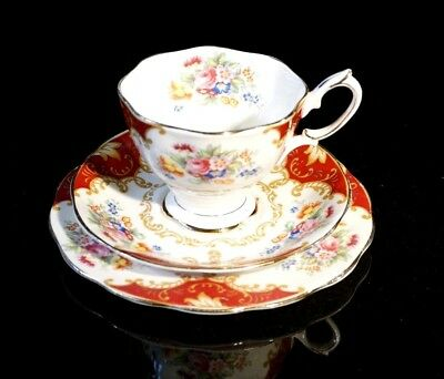Beautiful Royal Albert Canterbury Trio