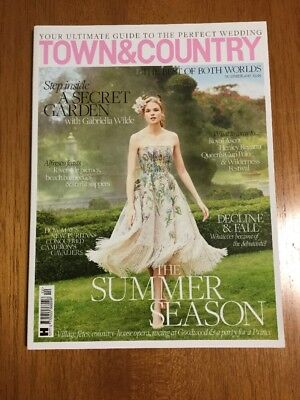 Town & Country Magazine Summer 2017 New
