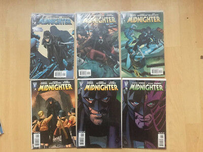 Midnighter 1 - 20 comics complete collection