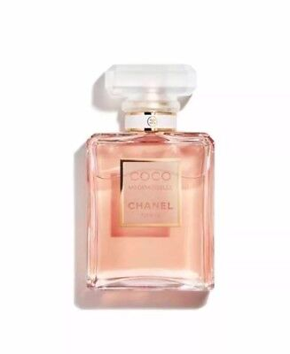 Genuine Chanel COCO MADEMOISELLE  Eau De Parfum 5ml Purse/Travel Spray FREE P&P