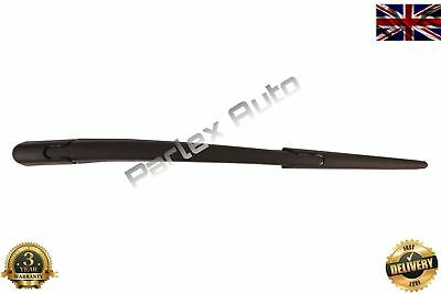 REAR WINDSCREEN WINDOW WIPER ARM and BLADE SET FITS VAUXHALL CORSA D MK4 2006-