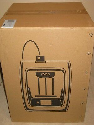 Robo3D Robo C2 Compact Smart 3D Printer with Wi-Fi  A1-0007-000 Brand New Sealed