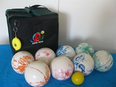 Bocce Ball Tournament Set - 107mm