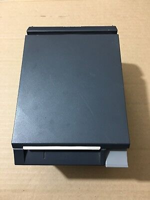 Epson TM-T70II M296A Thermal Receipt USB Serial RS232 Just Eat Printer & PSU