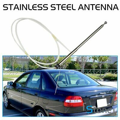 Power Antenna Aerial Am Fm Radio Mast Kit For Toyota 4runner Avalon