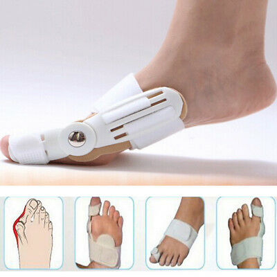 Big Toe Bunion Splint Straightener Hallux Valgus Corrector Foot Care Pain Relief