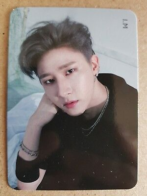 MONSTA X IM I.M #4 Official Authentic PHOTOCARD TAKE.1 ARE YOU THERE? 2nd Album