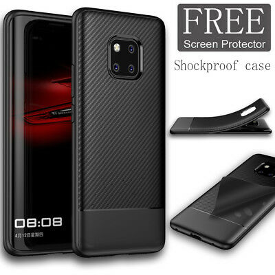 For Huawei Mate 20 Pro Lite Shockproof Protective Case New Slim Silicone Cover