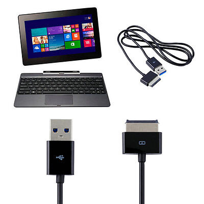 USB Charger Sync Data Cable for ASUS Eee Pad Tablet Transformer TF101 TF20KX