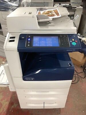 XEROX WORKCENTRE 7970i FULL COLOUR ALL-IN-ONE WIRELESS PRINTER (MOBILE PRINT)