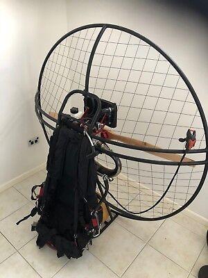Paramotor, Sky 110 water cooled