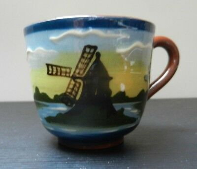 Aller Vale Cup with Windmill design