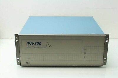 Tsi IFA-300 Constant Temperature Anemometer Model# 183100