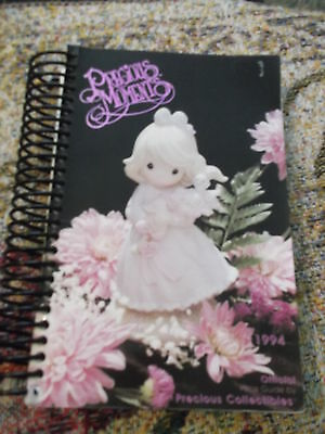 Precious Moments 1994 Official Price guide Secondary Market  by R J Wells