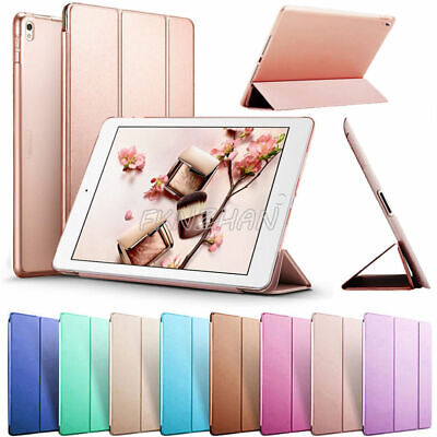 """For iPad 6 6th Gen 9.7"""" 2018 A1893 A1954 Slim Magnetic Leather Smart Cover Skin"""