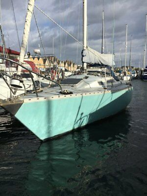 Colvic UFO 27 sailing boat just reduced further