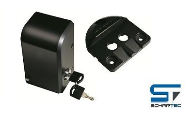 Schartec Electric Lock SEL with Stopper Plate for Swing Gate Openers