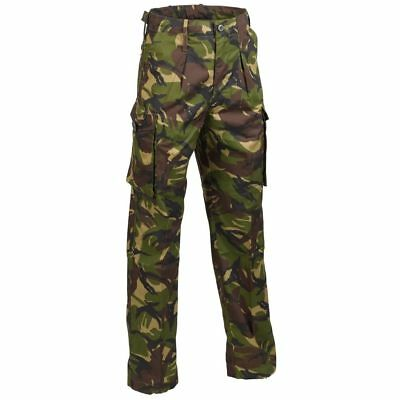 New British Army Surplus Soldier 95 DPM Camouflage Military Combat Trousers