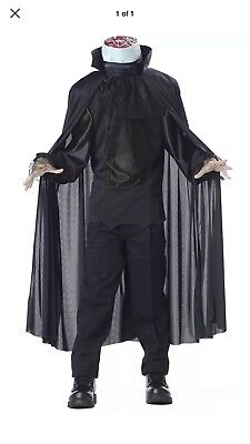 Headless Boy Horseman Child Costume M (8-10)