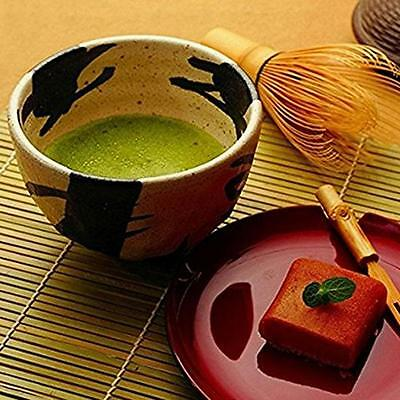 Japanese Ceremony Bamboo Matcha Powder Green Tea Chasen Brush Tool D