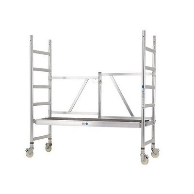 Zarges 5600107 Reachmaster Tower Working Height 7.8m Platform Height 5.8m