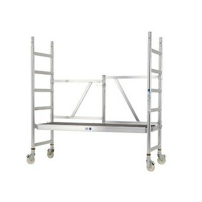 Zarges 5600108 Reachmaster Tower Working Height 8.5m Platform Height 6.5m