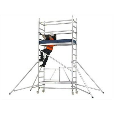Zarges 5600103-OUT Reachmaster Tower Working Height 3.7m Platform Height 1.7m