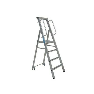 Zarges 340477 Mobile Mastersteps Platform Height 1.58m 6 Rungs
