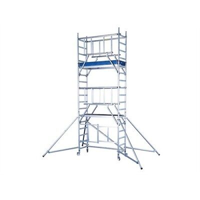Zarges 5600015 Reachmaster ARG Tower Working Height 8.7m Platform Height 6.7m