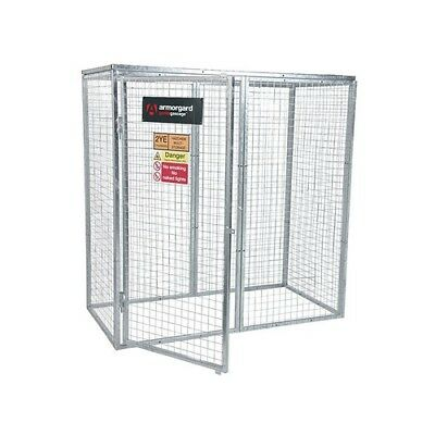 Armorgard GGC7 Gorilla Bolt Together Gas Cage 1800 x 900 x 1800mm