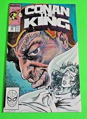 Conan the King #46 Marvel Comics Copper age (1988) C2821