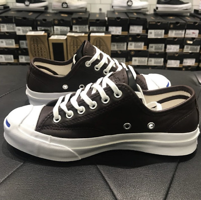 758d270a746a Converse x Jack Purcell Signature Leather Shoes 149911C Sz 3-13 Limited 🔥