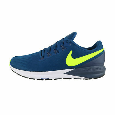 finest selection 52c64 42c49 ... italy nike air zoom structure 22 türkis gelb aa1636 402 05402 0f923